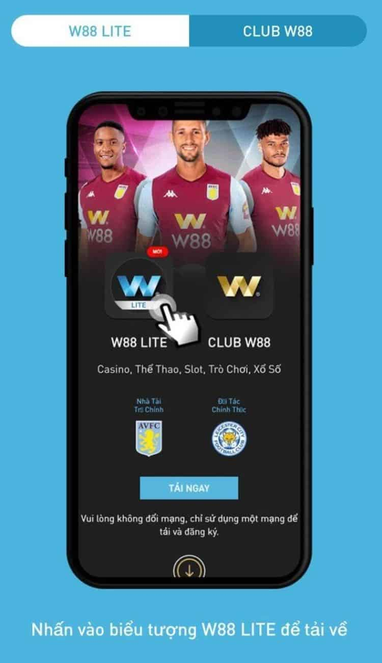 tải w88 mobile ios