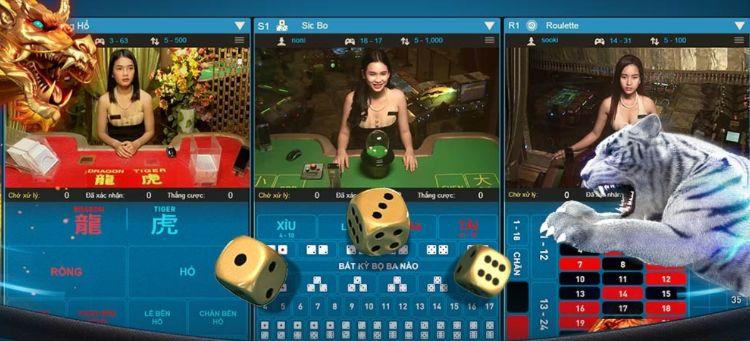 trò chơi casino w88