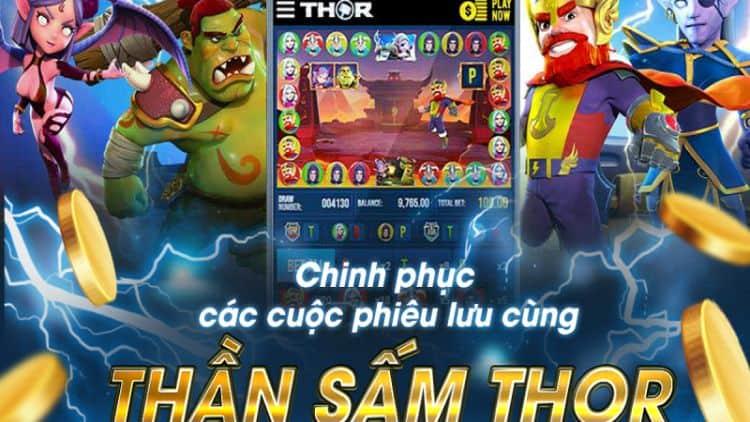 chơi Thor W88