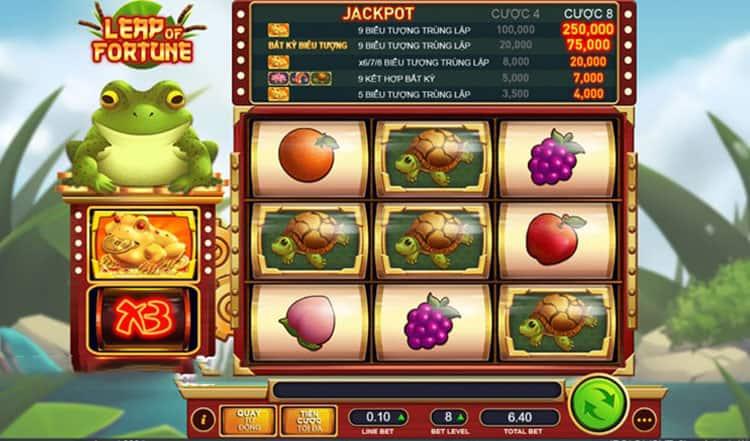 chơi trò Leap Of Fortune