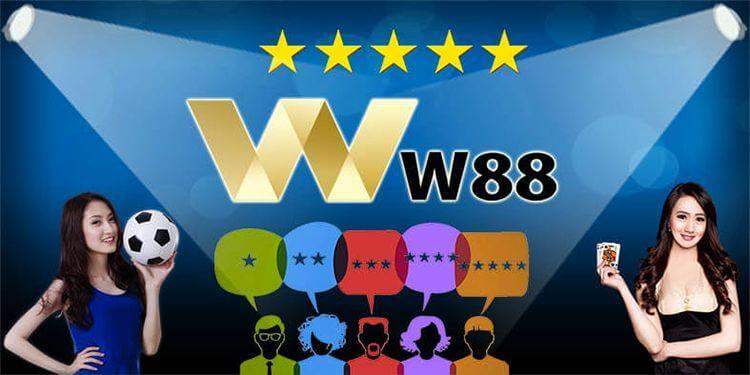 nhà cái uy tín w88