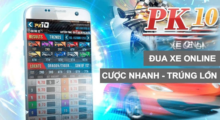 chơi đua xe online tại W88